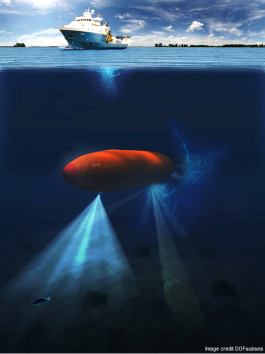 Deep-sea energy source